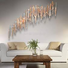 office deco. Art Deco LED Brass Wall Light Copper Branch Chandelier Office Deco