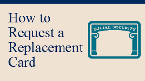 How do i replace my social security card. Replacement Card Ssa