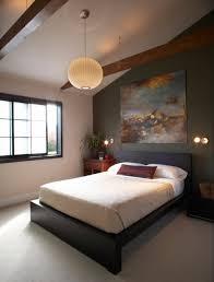 pendant lighting for sloped ceilings. Woven Ball Pendant Light For Bedroom Design With Sloped Ceiling . Lighting Ceilings
