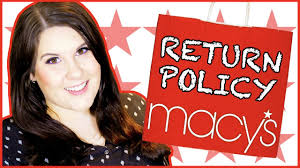 what can you return to macy s macy s makeup return policy