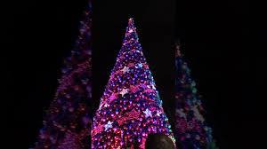 2017 National Tree Lighting National Harbor Christmas Tree Lighting 2017 Youtube