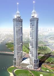 Dubai dünyanın en yükek otel binasını yapıyor