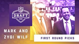 Zygi and Mark Wilf Welcome Justin Jefferson and Jeff Gladney to the  Minnesota Vikings - YouTube