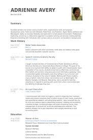 Retail Sales Associate Resume Samples Visualcv Resume Samples Database