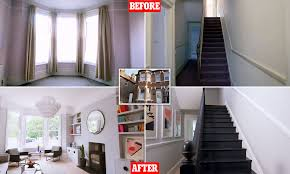 Old House Staircase Design Old House New Home Viewers Left Disgusted With Black Stairs