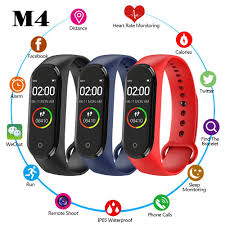 <b>M2</b> M3 M4 Bluetooth <b>Smart Watch</b> IP67 <b>Waterproof</b> Fitness Tracker ...