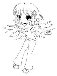 Small Picture Cute Delilah Chibi Drawing Coloring Page NetArt