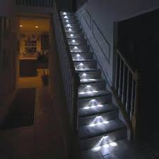 staircase lighting design. Light For Stairs Creative And Modern Lighting Ideas Staircase Design Interior Decorating . I