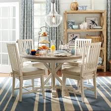 Birch Lane Grafton Extending Round Dining Table  Reviews Wayfair - Round dining room furniture
