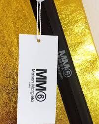 <b>Mm6 Maison Margiela</b> Paris // Pochette... - JOSE' ABBIGLIAMENTO
