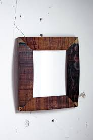curved reclaimed wine barrel picture frame 8 x 10 wine barrel frames arched napa valley wine barrel