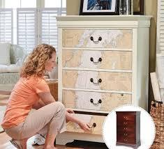 decoupage ideas for furniture. Furniture Decoupage6 Decoupage Ideas For D