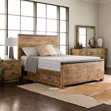 Rustic Bedroom Set | Solid Pine Bedroom Set | Jerome's