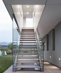 Outside Metal Staircase Modern