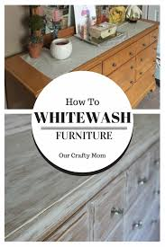 whitewash furniture. How To Whitewash Furniture-ORC Week 3-Master Bedroom Our Crafty Mom Furniture