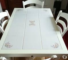 Jolie Table De Cuisine Et 6 Chaises Paillées Montpellier 34070