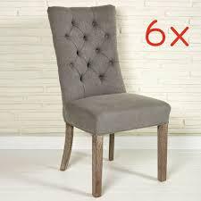 Stühle Mit Stoffbezug Esszimmerstühle Set Ehrfürchtig Nett