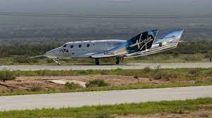 Richard Branson, crew go to space and ...