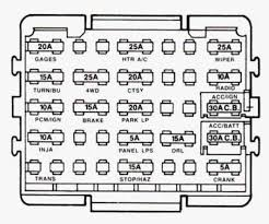 gmc sierra mk1 (1993 1994) fuse box diagram auto genius for 1994 dodge dakota interior fuse box diagram gmc sierra mk1 (1993 1994) fuse box diagram auto genius for