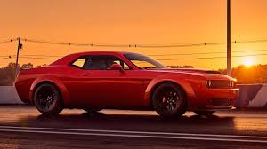 Hennessey to Boost Dodge Challenger Demon to 1,500 HP, Because ...