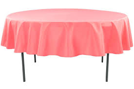 polyester round tablecloth c 90 inch 60 x fits what size table p