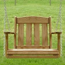 ideas patio furniture swing chair patio. amish outdoor furniture mission patio single swing chair ideas