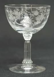 Fostoria Glass Patterns Impressive Bouquet Glass Pattern From Fostoria Milkglass Pinterest