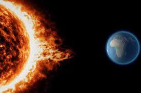 Massive Solar Storm Set To Hit Earth ...
