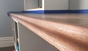plywood countertop