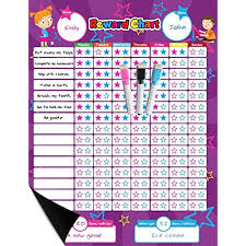 Reward Chart Ideas For 8 Year Old Behavior Chart For Kids Amazon Com