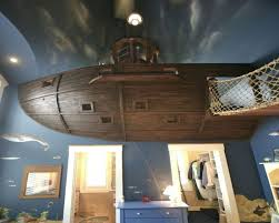 Pirate Bedroom Decorating Simple Pirate Ship Room Decor By Pirate Ship Bedro 1280x720