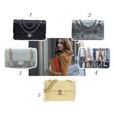 a chanel flap bag