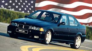 Sport Series bmw m3 hp : How America Got Screwed With The E36 BMW M3
