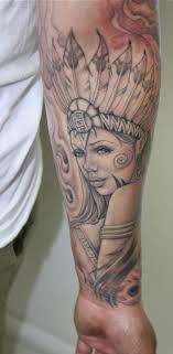 Aztec Tattoo Patterns