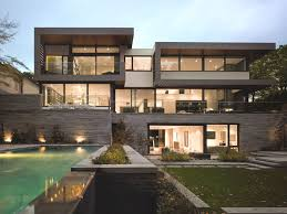 three-levels-large-concrete-house-design-and-architecture-idea ...