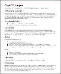Pastry Chef Resume Examples Chef Resume Sample Pastry Chef Resume