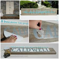do you love personalized home decor and diy crafts that you can do yourself this