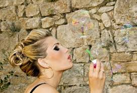 Coiffure Mariée Glam Rock