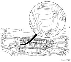 N electrical equipment and instruments > sensors > repair instructions > fuel filter water sensor replace