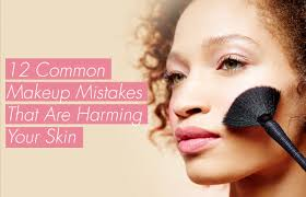 if you wear makeup stop doing these 12 things to your skin