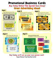 Credit Card Settlement And Hundred Dollar Bill Business Cards