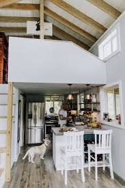 Small Picture Inside a Tiny House Kitchen That Can Feed 25 People Bon Appetit