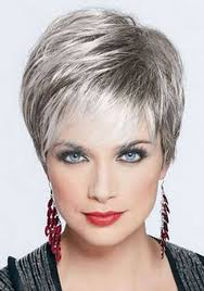 por short hairstyles for fine hair