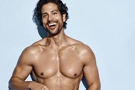 Magic Mike' star Adam Rodriguez likes covering his naked body with chocolate