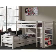 Vipack - Pino Bunk Bed Corner - White