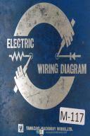 mazak yamazaki mazatrol electrical wiring diagrams quick slant 20 mazak yamazaki mazatrol electrical wiring diagrams quick slant 20 machine manual 150 00 machinery manuals parts lists maintenance manual service