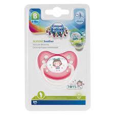 <b>Пустышка</b> Canpol babies (Канпол бейбис) Toys <b>анатомическая</b> ...