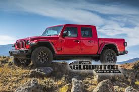 Jeep Gladiator 6x6 Would Be The Ultimate Pickup - CarBuzz