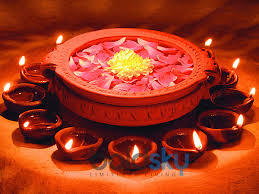 beautiful ways to decorate home with diyas this diwali boldsky com
