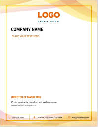 10 Best Letterhead Templates Word 2007 Format | Microsoft Word ...